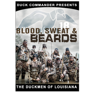 Duckmen 18: Blood, Sweat & Beards