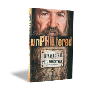 UnPHILtered Book