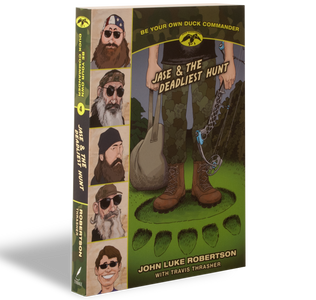 Jase & the Deadliest Hunt Be Your Own Duck Commander #4
