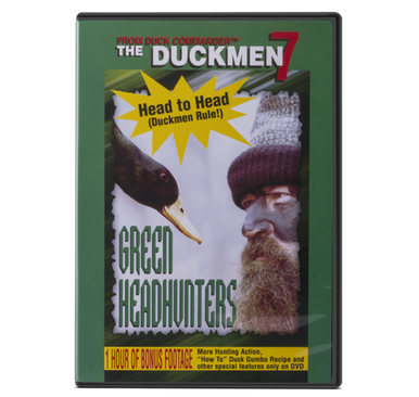 Duckmen 7: Green Headhunters