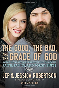 The Good, The Bad, and the Grace of God, Hardcover Book