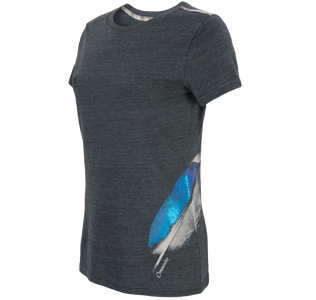 Women's Puddle Triblend Crew T-Shirt