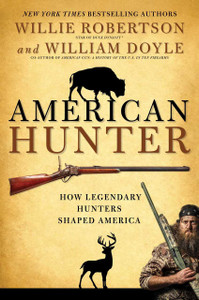 American Hunter Hardcover Book
