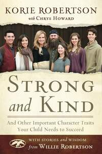 Strong & Kind Hard Cover Book