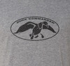 Duck Commander logo screen printed in black on the front.
