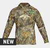 Color: Realtree® EDGE with DC duck logo in Tan Ink Loose, Fuller cut for complete comfort. Lightweight, ultra-soft 225g cotton-blend fleece Material wicks sweat & dries really fast Front pouch pocket 80% Cotton/20% Polyester Imported