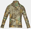 Color: Realtree® EDGE  Loose, Fuller cut for complete comfort. Lightweight, ultra-soft 225g cotton-blend fleece Material wicks sweat & dries really fast Front pouch pocket 80% Cotton/20% Polyester Imported