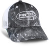 Color: Realtree™ Fishing Grey Fin Commander logo embroidered on front Realtree™ Fishing logo embroidered on back 100% Polyester Front Panels Mesh Back Panels Structured, Mid Crown D-fit Closure with Micro Hook/Loop Tape Q3® Wicking Sweatband Front and Back Logos: Flat Stitch