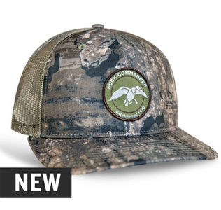 a12adf1b727d63 Duck Commander Realtree® Timber Richardson Patch Hat