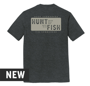 Duck Commander Hunt Fish AKE Shirt