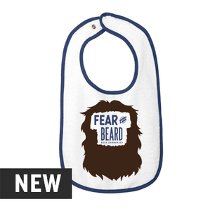Duck Commander Fear The Beard Bib