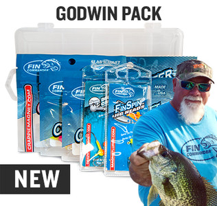 Fin Commander Godwin 49 pc. Bait Pack