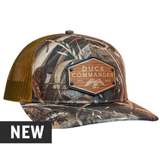 Duck Commander x Union Standard Supply Co. Realtree Max-5 Cherrywood Patch Hat