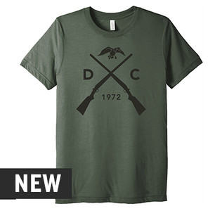 Duck Commander Guns Triblend Tee