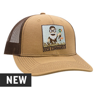 Duck Commander Youth Uncle Si Duck Hunt Hat