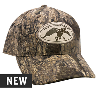 Duck Commander Realtree® Timber Embroidered Patch Hat