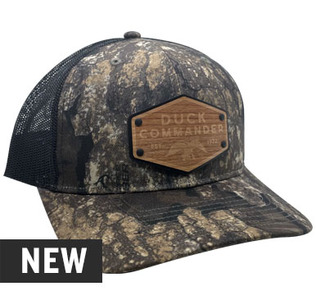 Duck Commander x Union Standard Realtree Timber Cherrywood Patch Hat