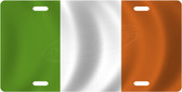 Ireland Flag License Plate Tag