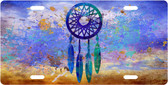 Dream Catcher License Plate Tag