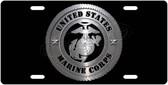 USMC Marines License Plate Tag