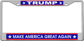 Trump License Plate Frame
