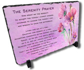 The Serenity Prayer Stone Plaque