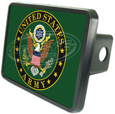 United States Army Trailer Hitch Plug