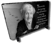 Personalized Loved One Memorial Stone Plaque