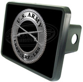 Army LRS Trailer Hitch Plug Cover