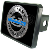 Army LRRP CIB Trailer Hitch Plug Cover