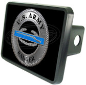 Army Ranger Trailer Hitch Plug Cover