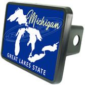 Michigan Great Lakes Trailer Hitch Plug Cover