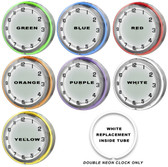 Neon Clock Replacement Bulb Options