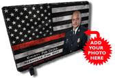 Firefighter Personalized Stone Plaque