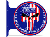 Trump Nation Patriotic Sign