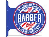 Barber Shop Hair Cut Sign