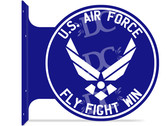 Air Force USAF Sign