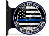 Police Law Enforcement Sign
