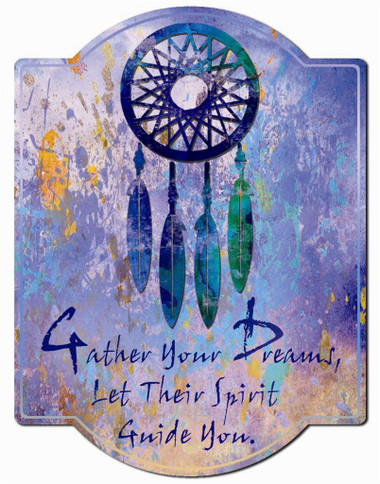 Dream Catcher Wall Sign