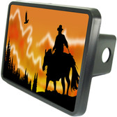 Back To The Barn Trailer Hitch Plug Cover