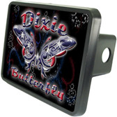 Dixie Butterfly Trailer Hitch Plug Side View