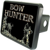 Bow Hunter Trailer Hitch Plug Side View