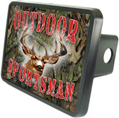 Sportsman Trailer Hitch Plug Side View