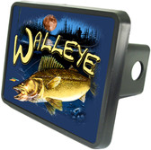 Walleye Trailer Hitch Plug Side View