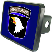 Airborne Trailer Hitch Plug Side View
