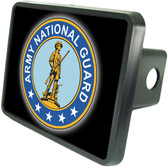 Army National Guard Trailer Hitch Plug Side View