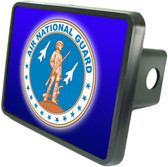 Air National Guard Trailer Hitch Plug Side View