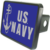 US Navy Trailer Hitch Plug Side View