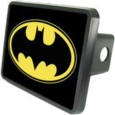 Batman Trailer Hitch Plug Side View