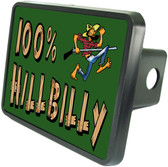 100% Hillbilly Trailer Hitch Plug Side View